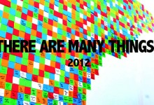 There are many things..., 2012